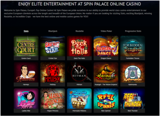 Spin palace net slot cassino gratis - 859858