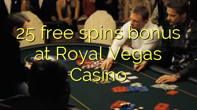 Spins gratis royal vegas casino - 46494