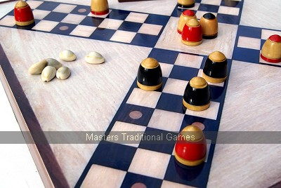 Pachisi regras realistic games - 211941