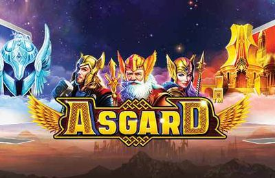Asgard caça níquel red tiger gaming - 463046