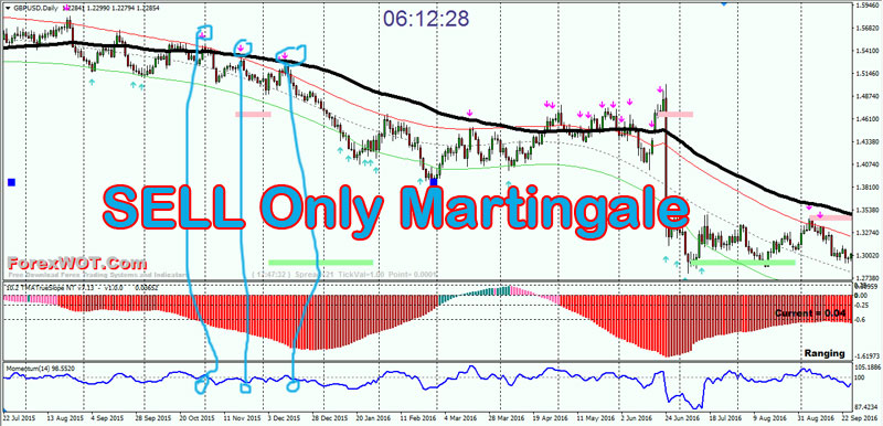 Esc online martingale trading - 918442