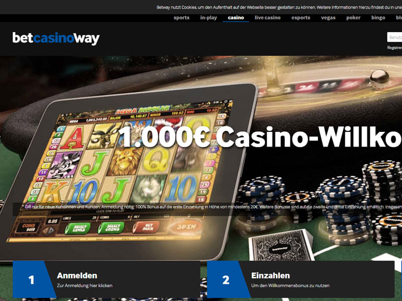 Betway casino evolution pc - 142264
