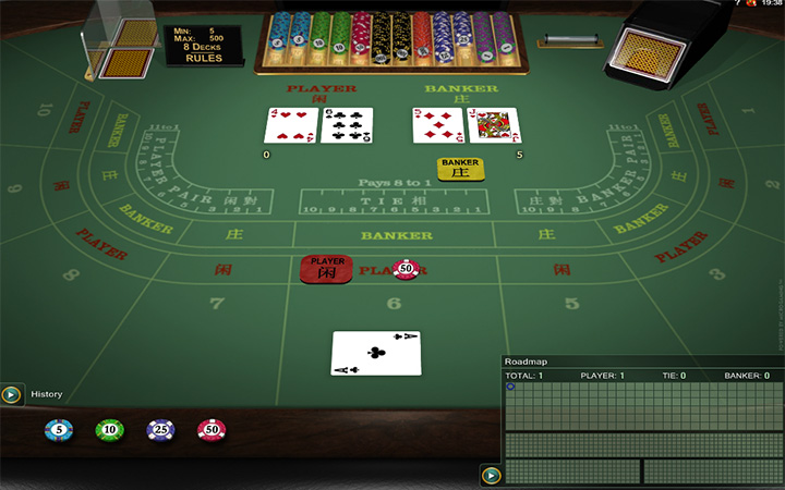Relax gaming baccarat gold - 13583