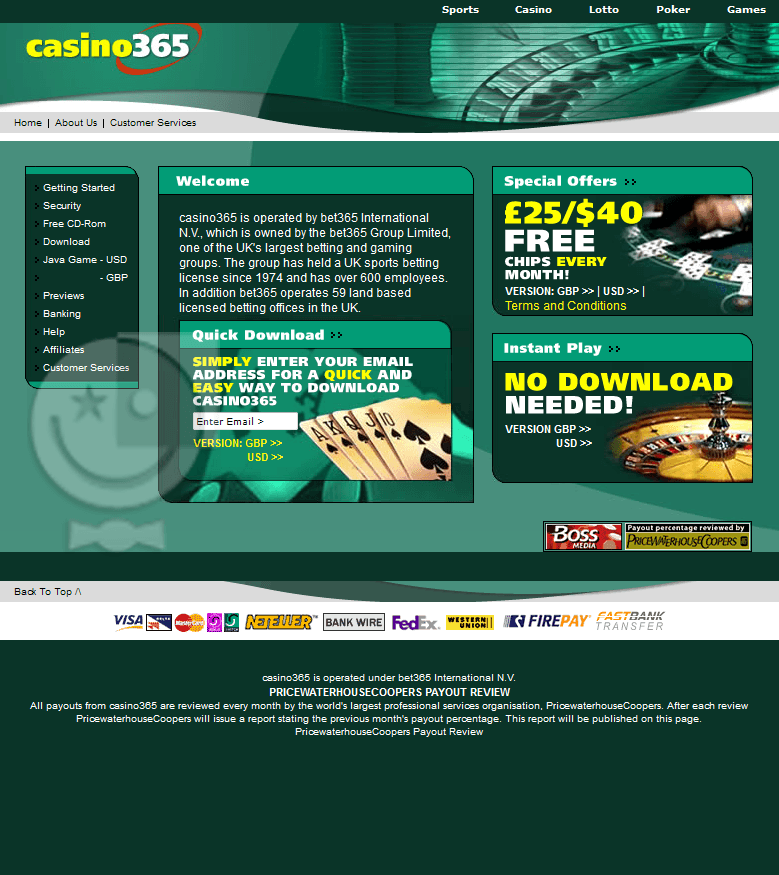 Bet365 live chat casinos felt games - 444885