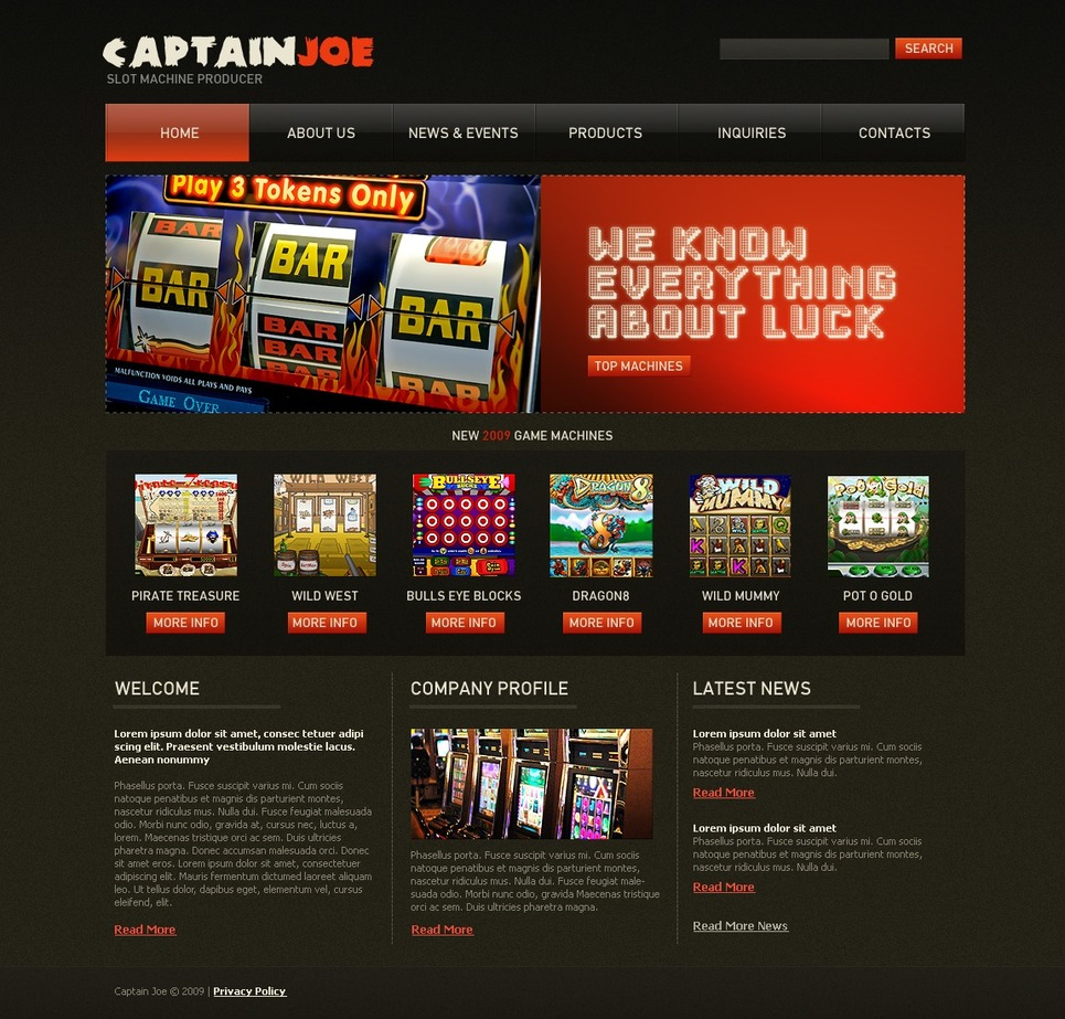 Superaposta website slots machines - 203341