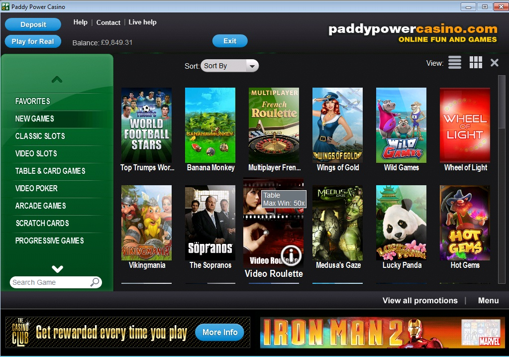 Cassinos online paddy power - 239276