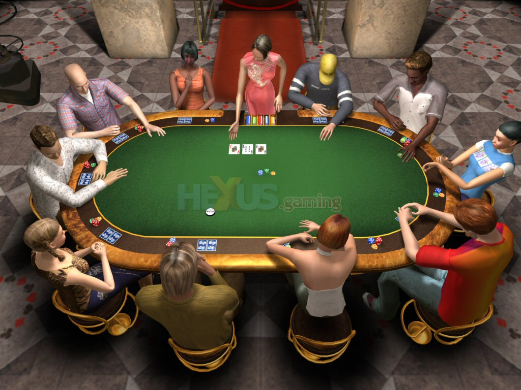 Casino technology poker online - 368649