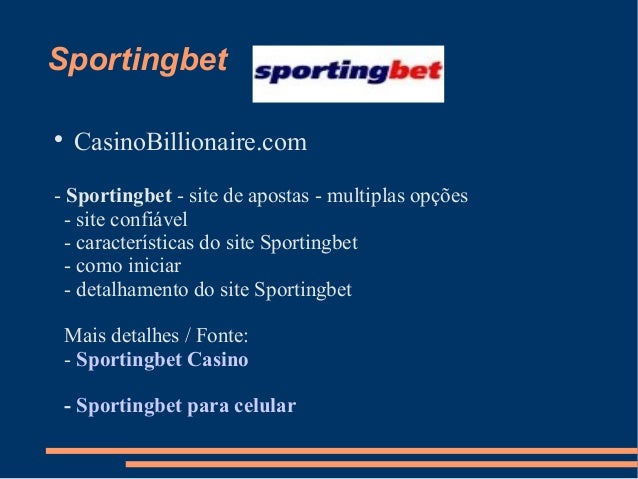 Casino apostas sporting bet - 593605