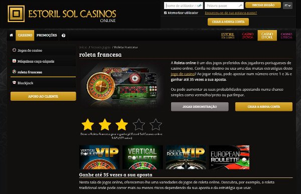 Estoril casinos online saucify Noruega - 25131
