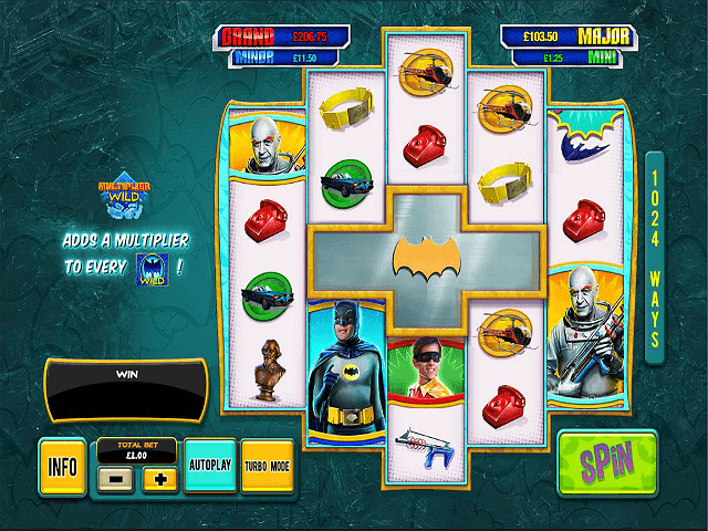 Playtech retro batman casino Brasil - 359949