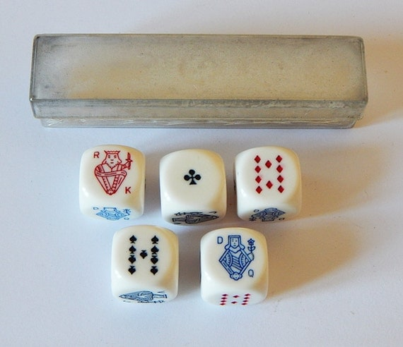 Playtech retro poker dice - 728733