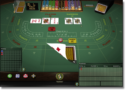 Relax gaming baccarat gold - 401201