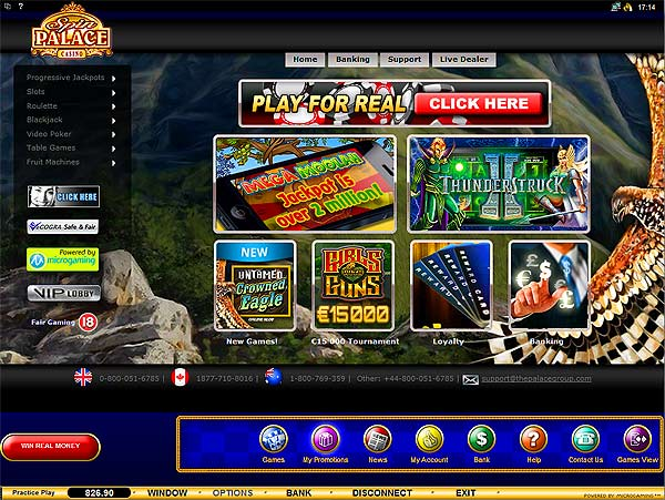 Spin palace sports cassino online gratis - 954987