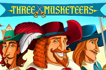 The three musketeers relax gaming - 117823